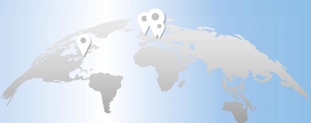 Die JW Holding hat Ihren Sitz in Stuttgart / Deutschland. Die Tochterunternehmen sind in Deutschland, United Kingdom und USA angesiedelt.